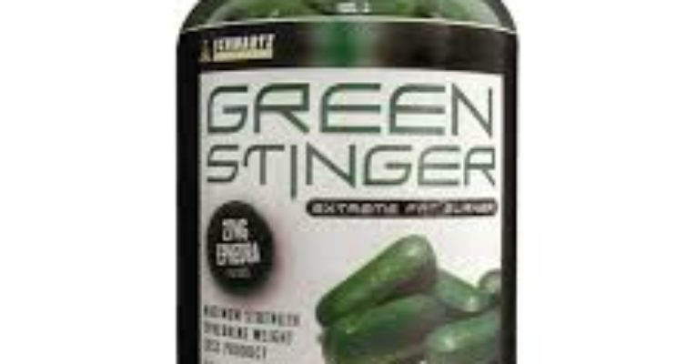 Green Stinger Best Ephedra Diet Pill
